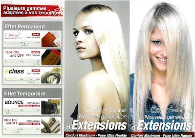 nouvelle generation d'extensions
